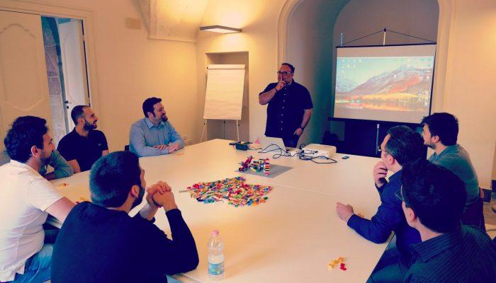 lspdays - my digital academy workshop - ascolto