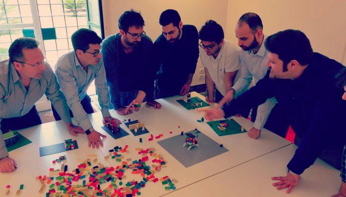 lspdays - my digital academy workshop - team