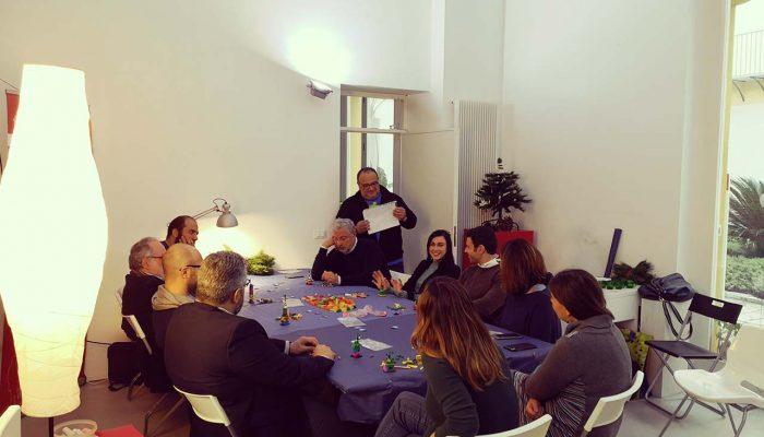 la fase dello skill building - il primo tavolo