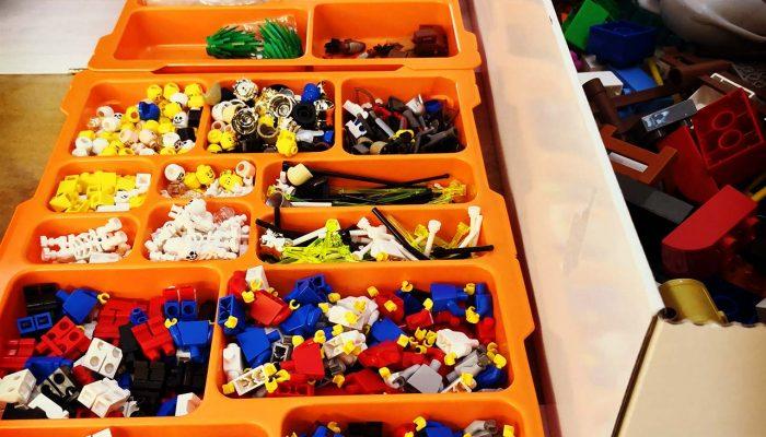 i kit LEGO Serious Play