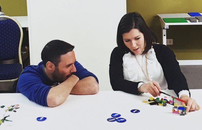 Analizziamo il modello LEGO Serious Play