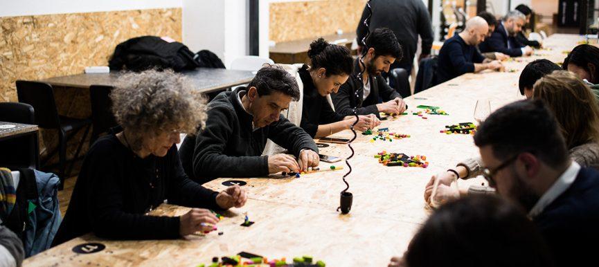 LSP Stories: il workshop LEGO® Serious Play® di marzo dedicato alla Sostenibilità
