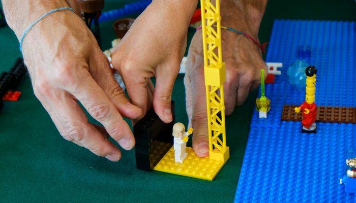 Certificazione LEGO SERIOUS PLAY - Palermo - Le mani sui mattoncini