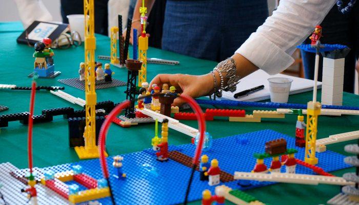 Certificazione LEGO SERIOUS PLAY - Palermo - I modelli dei partecipanti