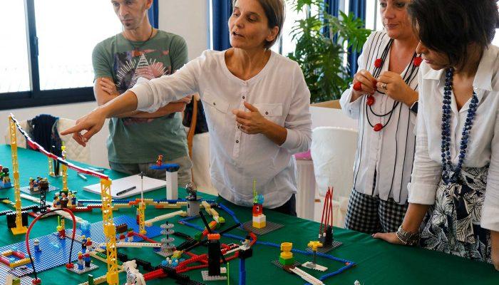 Certificazione LEGO SERIOUS PLAY - Palermo - La riflessione dei partecipanti