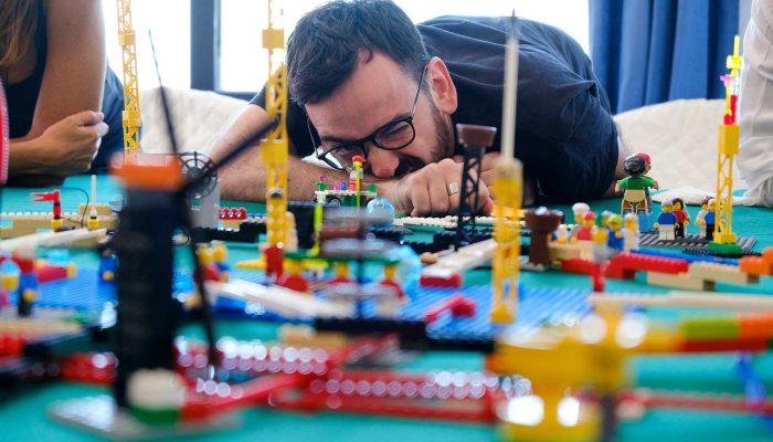 Certificazione LEGO SERIOUS PLAY - Palermo - Nuove prospettive
