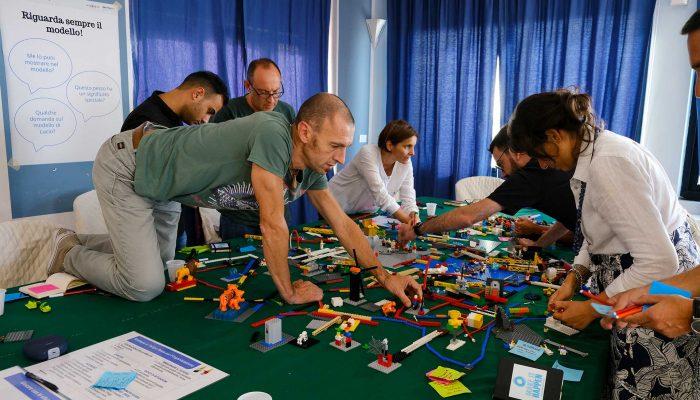 Certificazione LEGO SERIOUS PLAY - Palermo - La partecipazione