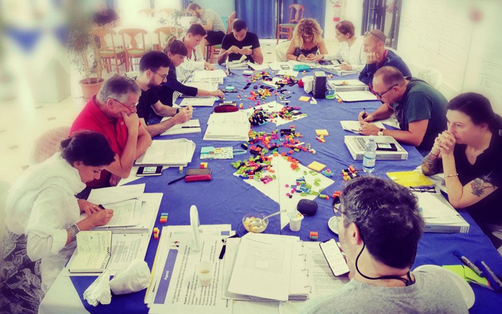Training LSP - Il tavolo della teoria