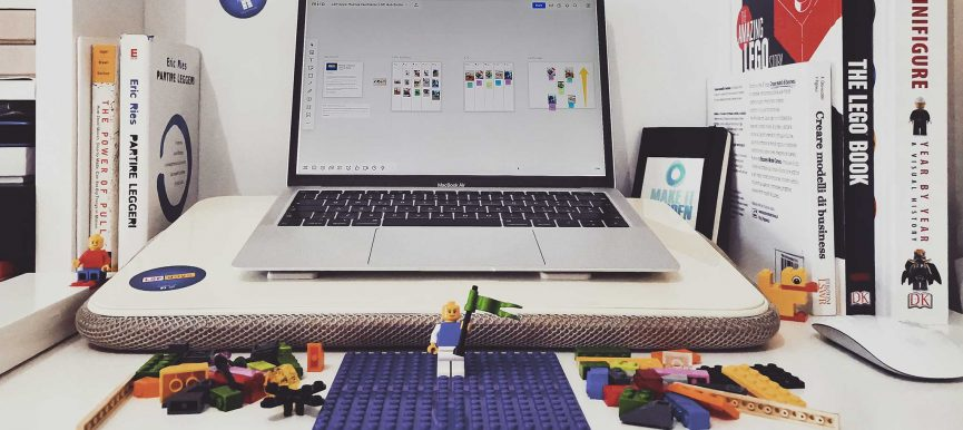 LSP in quarantena: il workshop online tra Facilitatori Certificati LEGO® SERIOUS PLAY®